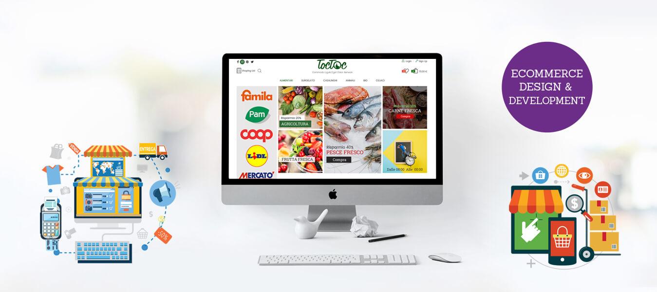 eCommerce Development company in India