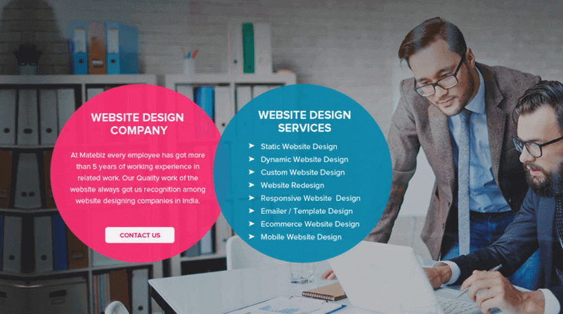 web design welcome