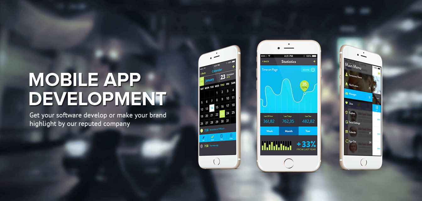 mobile app - App Development