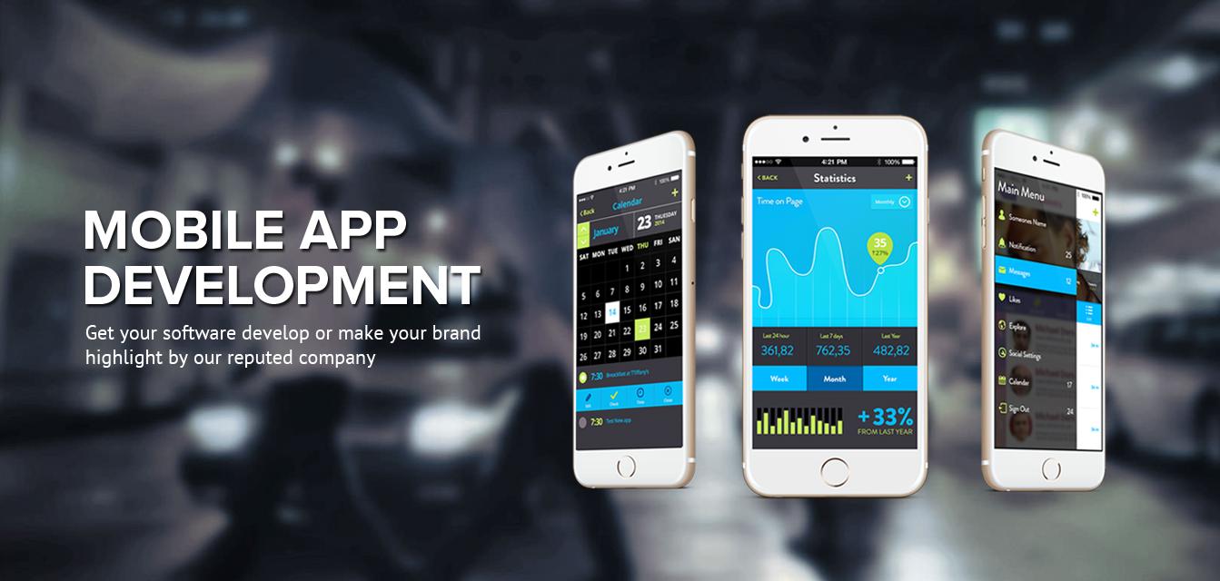 mobile app - App Development