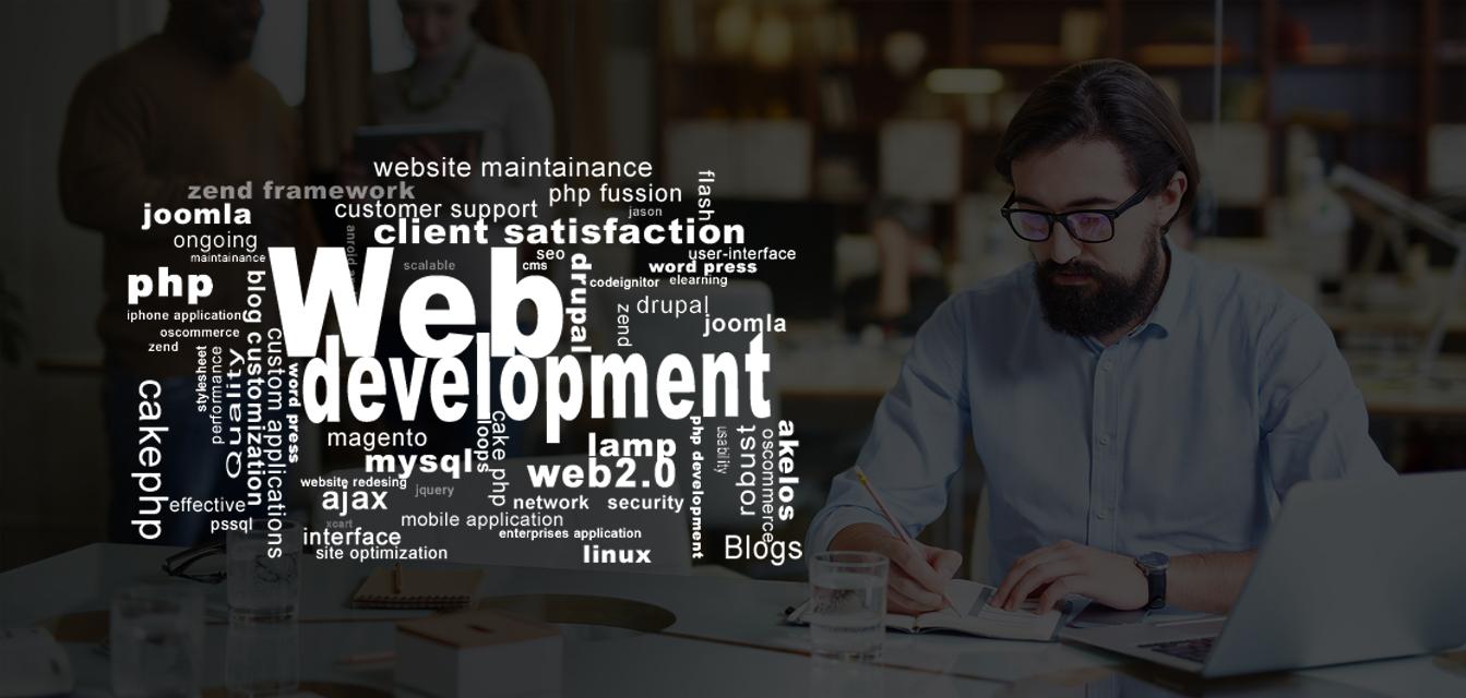 web development - Website Development