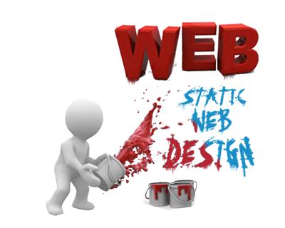 Static - STATIC WEB DESIGNING