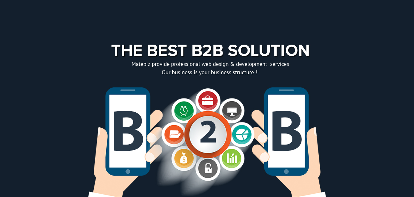 b2b - B2B Web Development