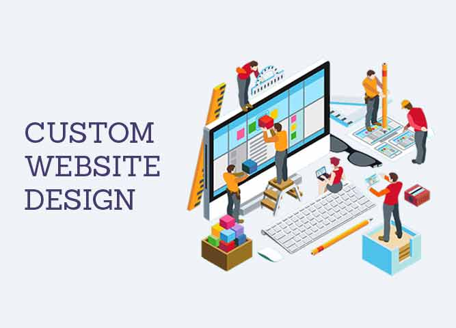 custom website